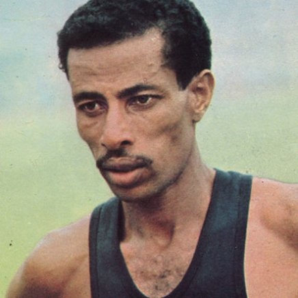 Photo Abebe BIKILA
