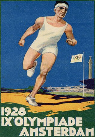 Image 1928. IXe Olympiade. Amsterdam,